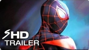 Video: SPIDER MAN: Into The Spider Verse - Official Trailer #1 (2018) Marvel Sony Movie HD